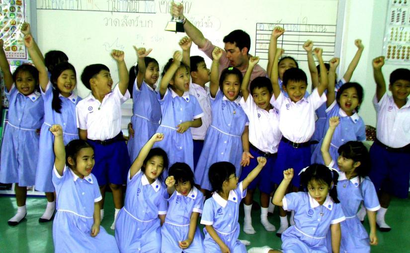 Teaching In Thailand: Part 2 – TeacherLiam