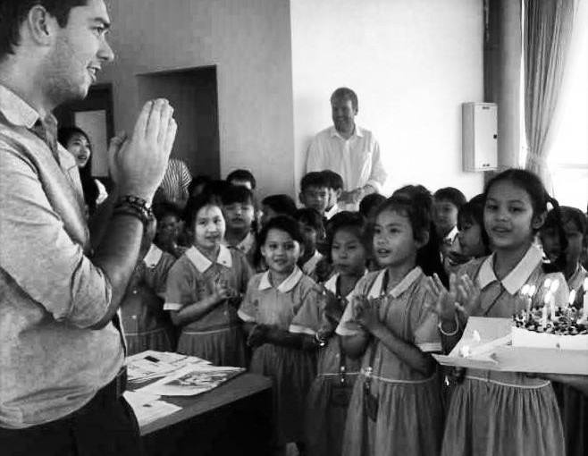 Teaching in Thailand:  Part 5 – All Good Things Come to anEnd