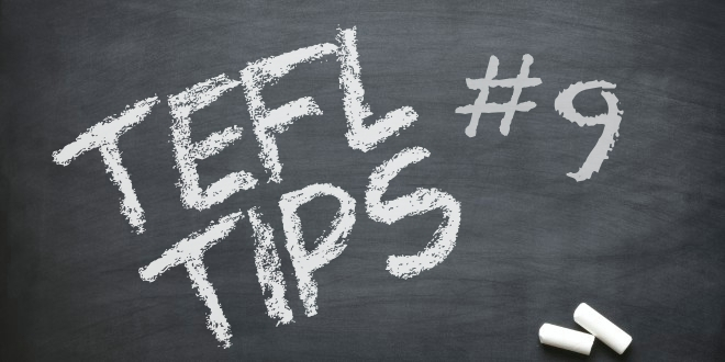 TEFL TIPS #9 – CLASSTHEMES