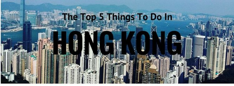 The Top 5 Things To Do