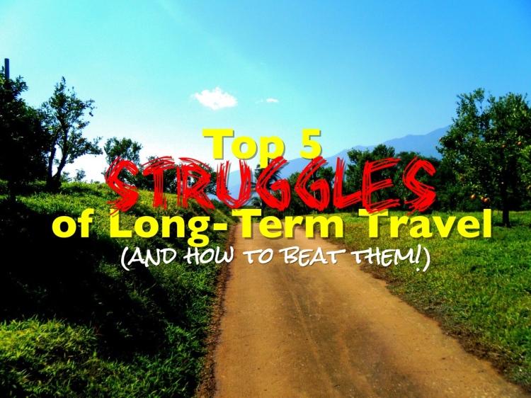 5 struggles banner
